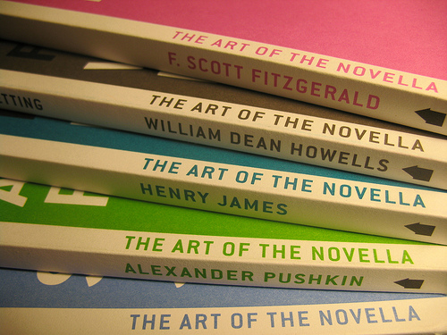 Melville House's Art of the Novella series